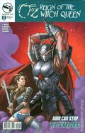 Oz Reign of the Witch Queen (2015 Zenescope) 3A