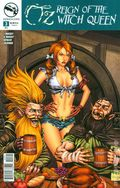 Oz Reign of the Witch Queen (2015 Zenescope) 3D