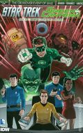 Star Trek Green Lantern (2015 IDW) 1A
