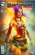 Grimm Fairy Tales Presents Wonderland (2012 Zenescope) 37C