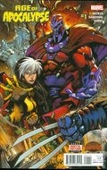 Age of Apocalypse (2015 Marvel) Secret Wars 1A