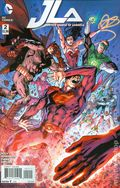 Justice League of America (2015) 2A