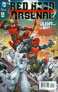 Red Hood Arsenal (2015) 2A