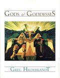 Gods and Goddesses Portfolio by Greg Hildebrandt (1982 Schanes and Schanes) 1-1ST