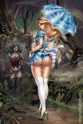 Grimm Fairy Tales Call of Wonderland (2012 Zenoscope) 3BLUERAINBOW