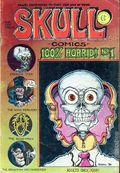 Skull Comics (1970 Rip Off Press/Last Gasp) #1, 1st Printing