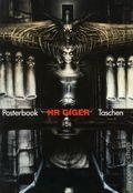 H.R. Giger Posterbook (1991 Taschen) 1-1ST