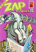 Zap Comix (1968 Apex Novelties) #6, 2nd Printing