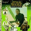 Star Wars Return of the Jedi SC (1997) Golden Books 1