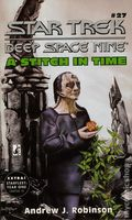 Star Trek Deep Space Nine A Stitch in Time PB (2000 Pocket Novel) 1-1ST