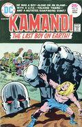 Kamandi (1972) Mark Jewelers 31MJ