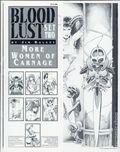 Blood Lust Portfolio 2