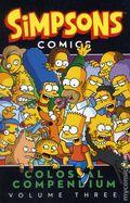 Simpsons Comics Colossal Compendium TPB (2013-Present Bongo) 3-1ST