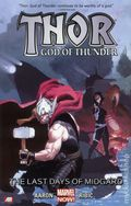 Thor God of Thunder TPB (2014-2015 Marvel NOW) 4-1ST
