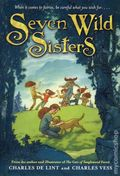 Seven Wild Sisters GN (2015 Little Brown and Company) 1-1ST