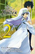 A Certain Magical Index GN (2015 Yen Press Digest) 2-1ST