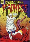 Rock N Roll Madness Funnies (1973 Cozmic Comics) UK 2