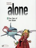Alone GN (2014- Cinebook) 3-1ST