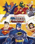 Big Book of DC Super Friends HC (2015 A Big Golden Book) 1-1ST