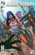 Aliens vs. Zombies (2015 Zenescope) 1C