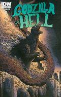 Godzilla in Hell (2015 IDW) 1A