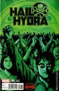 Hail Hydra (2015 Marvel) 1B