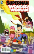 Superman Wonder Woman (2013) 19B