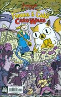 Adventure Time Fionna and Cake Card Wars (2015 Boom) 1B