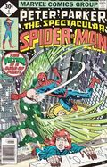 Spectacular Spider-Man (1976 1st Series) Whitman Variants 4