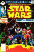 Star Wars (1977 Marvel) Whitman 3-Pack Diamond Variants 8WHITMAN