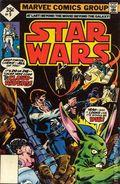 Star Wars (1977 Marvel) Whitman 3-Pack Diamond Variants 9WHITMAN