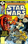 Star Wars (1977 Marvel) Whitman 3-Pack Diamond Variants 11WHITMANBLANK