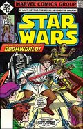 Star Wars (1977 Marvel) Whitman 3-Pack Diamond Variants 12WHITMAN
