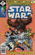 Star Wars (1977 Marvel) Whitman 3-Pack Diamond Variants 14WHITMAN
