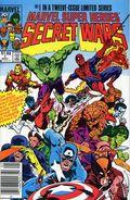 Marvel Super Heroes Secret Wars (1984) Canadian Price Variant 1