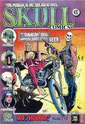 Skull Comics (1970 Rip Off Press/Last Gasp) #2, 2nd Printing