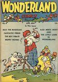 Wonderland Comics (1945) 4