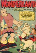 Wonderland Comics (1945) 9