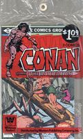 Conan the Barbarian (c. Late 1970's, Early 80's) Whitman Multi-Pack 3PACK 101 102 103