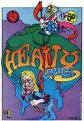 Heavy Tragi-Comix (1970 The Print Mint) 1