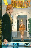 Fireblast Adventures in the 30th Century (2006) 1B
