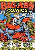 Big Ass Comics (1969-1971) #2, 1st Printing