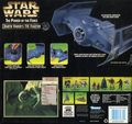 Star Wars Darth Vader's TIE Fighter (1995-1999 Kenner) The Power of the Force #69662