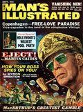 Man's Illustrated Magazine (1955-1975 Hanro Corp.) Vol. 8 #12