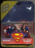 Superman Man of Steel Action Figure 2-Pack with Comic Book (1995 Kenner/DC) #62912N