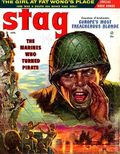 Stag Magazine (1949-1994) Vol. 8 #1