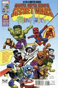 Secret Wars (2015 3rd Series) 4SDCC