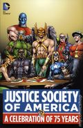 Justice Society of America A Celebration of 75 Years HC (2015 DC) 1-1ST