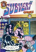 Subvert Comics (1970) #1, 4th Printing