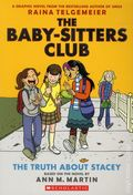Baby-Sitters Club GN (2015- Scholastic) Full Color Edition 2-1ST